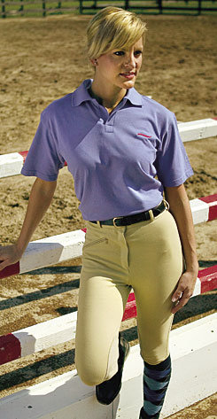 TuffRider Ladies Light Cotton Riding Breeches Best Price