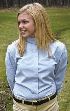 TuffRider Loudon Long Sleeve Show Shirt Best Price