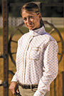 Tuscany Long Sleeve Show Shirt