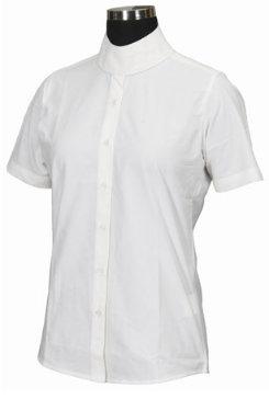 TuffRider Children's Short Sleeve Starter Show Shirt Best Price