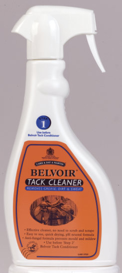 Belvoir Tack Cleaner Spray by Carr and Day and Martin Best Price