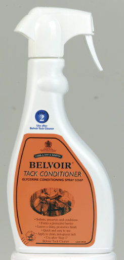 Belvoir Tack Conditioner Spray by Carr and Day and Martin Best Price