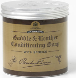 Brecknell Turner Saddle Soap by Carr and Day and Martin Best Price