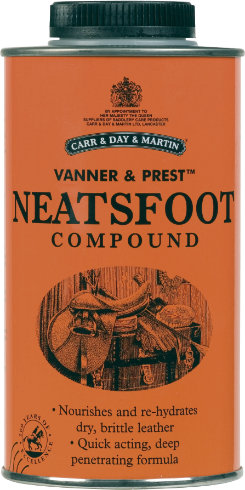 Vanner & Prest Neatsfoot Compound by Carr & Day & Martin
