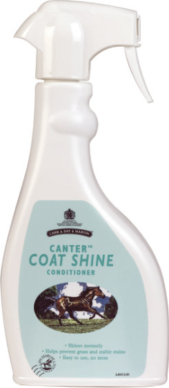 Canter Coat Shine Spray by Carr & Day & Martin
