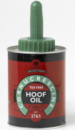 Cornucrescine Tea Tree Hoof Oil by Carr & Day & Martin