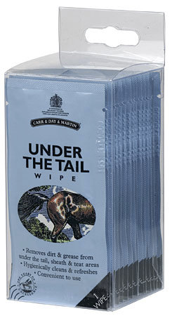 Under the Tail Wipes by Carr and Day and Martin Best Price