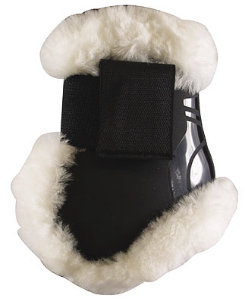 Tuffrider Fleece Lined Hind Boots Best Price