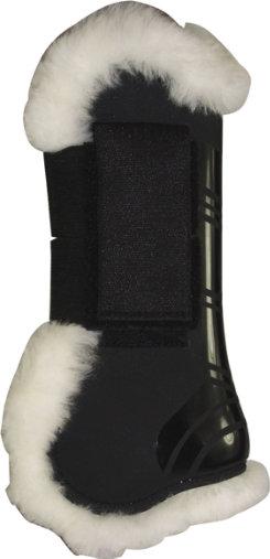 Tuffrider Fleece Lined Open Front Boots Best Price