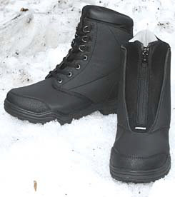 Tuffrider Ladies Snow Rider Zip Paddock Boots Best Price