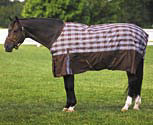 Tuffrider 600D Plaid Lightweight Turnout Pony Blanket