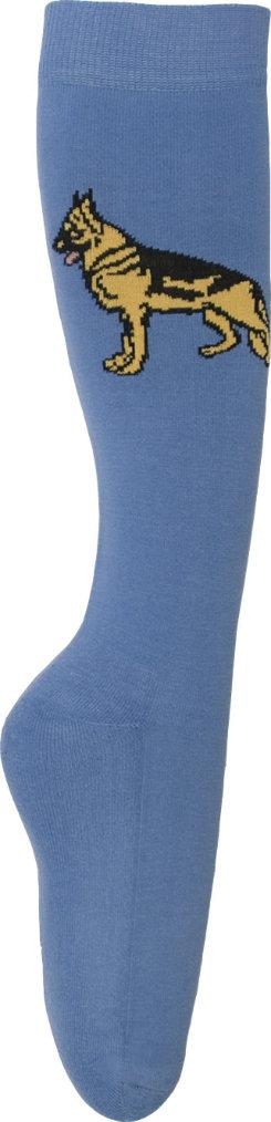 TuffRider Ladies EcoGreen Bamboo German Shepherd Socks Best Price