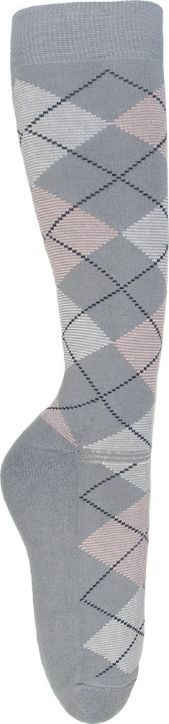 Tuffrider Ladies EcoGreen Bamboo Argyle Socks