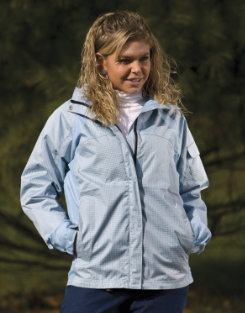 TuffRider Ladies Stowaway Rain Jacket