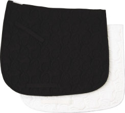 Tuffrider Rosette Dressage Saddle Pad Picture