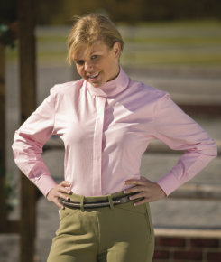 TuffRider Ladies Saugerties Show Shirt Best Price