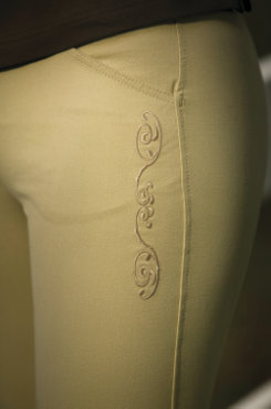 Equine Couture Ladies Heritage Schooling Riding Breeches