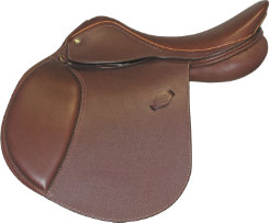 Henri de Rivel Extra Wide Pro Quarter Horse Saddle
