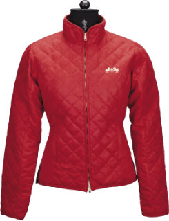 Equine Couture Ladies Spinnaker MicroSuede Jacket