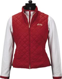 Equine Couture Ladies Plus Size Spinnaker MicroSuede Vest Best Price