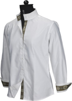 Equine Couture Ladies Class E Show Shirt