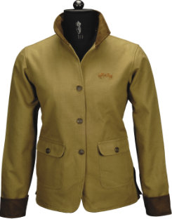 Equine Couture Ladies Plus Size Barn Jacket Best Price