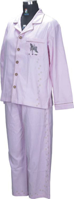 TuffRider Ladies Plus Size Renee PJ Shirt and Pant Set Best Price