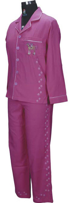 TuffRider Kids Pony Girl PJ Shirt and Pant Set Best Price