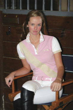 Equine Couture Ladies Bimini Polo Shirt