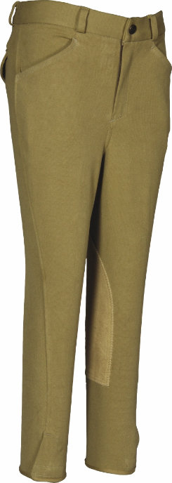 Tuffrider Boys Light Patrol Riding Breeches
