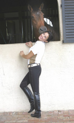Equine Couture Kids Sportif  Natasha Riding Breeches Best Price