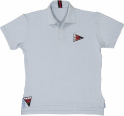 Deauville Mens Short Sleeved Polo Shirt Best Price