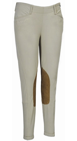 Equine Couture Ladies Side Zip Heritage Riding Breeches
