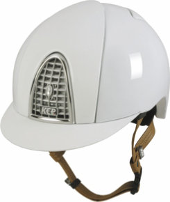 KEP Shiny Grid Helmet Best Price