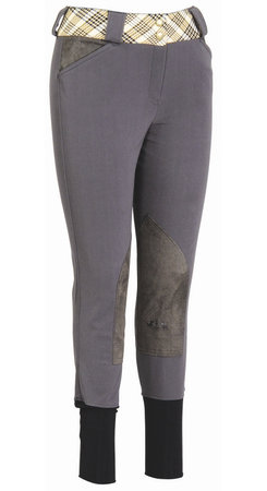Baker Ladies Soft Shell Knee Patch Breeches Best Price