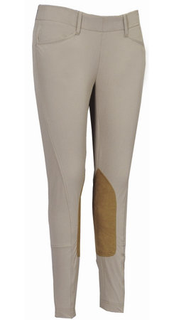 Equine Couture Ladies Champion Side Zip Riding Breeches Best Price