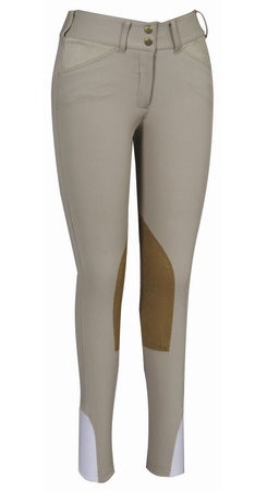 Equine Couture  Ladies Champion Front Zip Riding Breeches Best Price