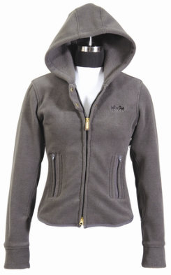 Equine Couture Ladies Plus Size Canyon Fleece Jacket Best Price