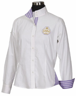 Equine Couture Ladies Paxton Show Shirt Best Price