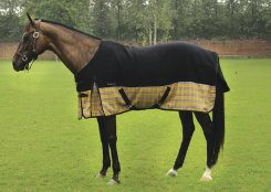 Equine Couture Bristol Thermo Manager Horse Stable Sheet Best Price