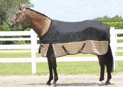 Equine Couture  Bristol Lightweight Turnout Horse Blanket Best Price
