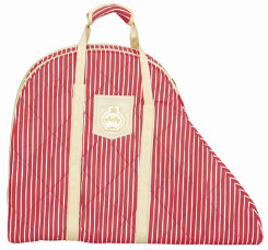 Equine Couture Ascot Striped Saddle Bag Best Price