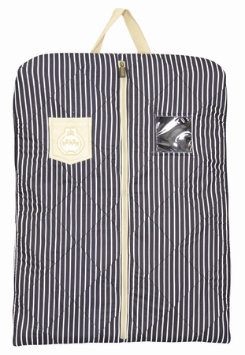 Equine Couture Ascot Striped Garment Bag Best Price