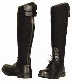 Tuffrider Ladies Alpine Quilted Winter Field Boot Best Price