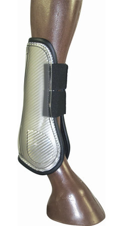TuffRider Silver Open Front Horse Boots Best Price
