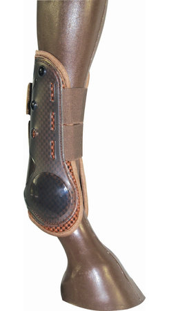 TuffRider Brown Open Front Horse Boots Best Price