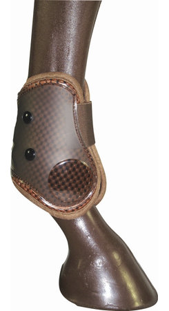 TuffRider Brown Hind Horse Boots Best Price