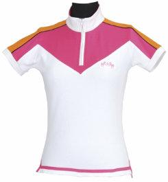 Equine Couture Ladies Tech Tradewind Short Sleeve Shirt Best Price