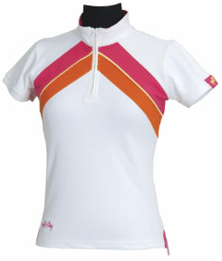 Equine Couture Ladies Air-O Short Sleeve Shirt Best Price
