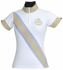 Equine Couture Ladies Berwick Short Sleeve Polo Shirt Best Price